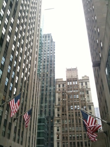 Rockefeller Center, New York (Amy K. Nichols)