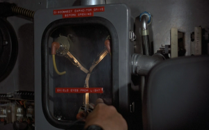 The Flux Capacitor: source of many an adventure.
