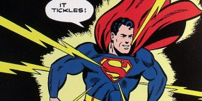 superman ticklish