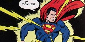 superman ticklish